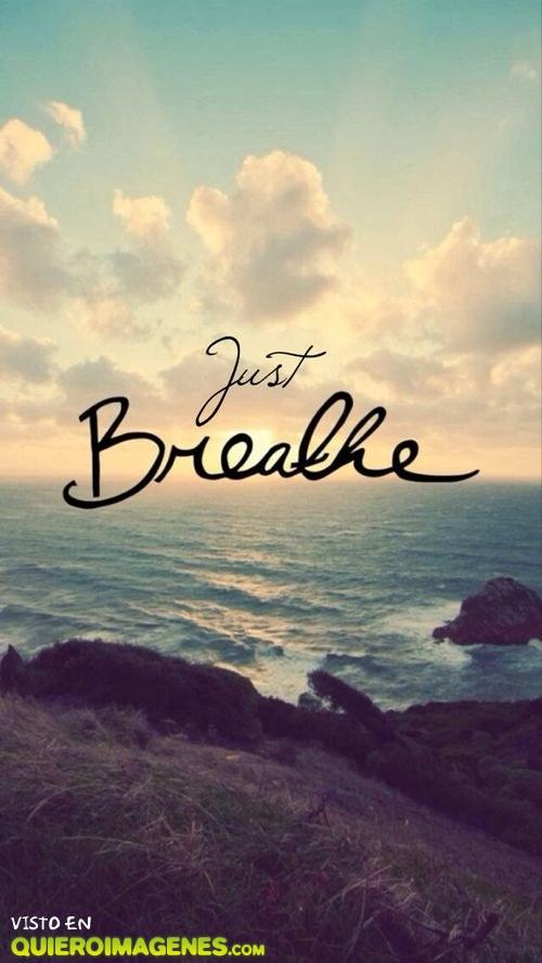 Simplemente Respira Imágenes Gratis