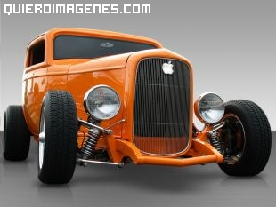 Coche Apple imágenes