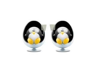 Pinguinos Linux imágenes