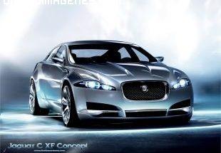 Espectacular Jaguar C XF Concept imágenes