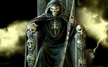 La parca en su trono imágenes