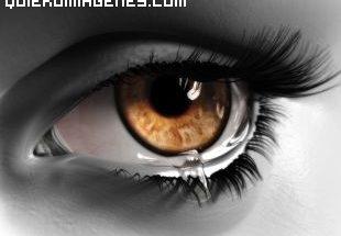 Lágrima cayendo imágenes