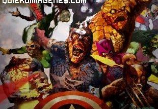 Marvel Zombies imágenes