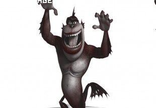 Monstruos contra alienigenas imágenes