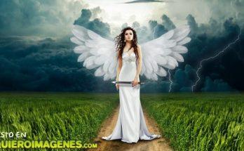 Mujer ángel imágenes