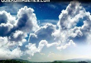 Nubes imágenes