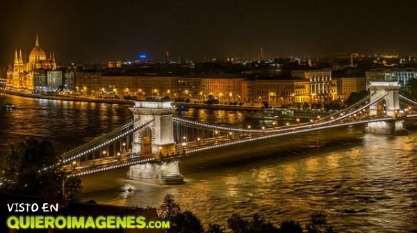Puente de Budapest imágenes