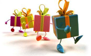 Los regalos tienen patas imágenes
