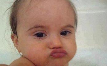 Selfie de bebé imágenes
