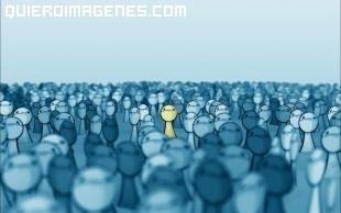 Imagen entre tanta gente imágenes